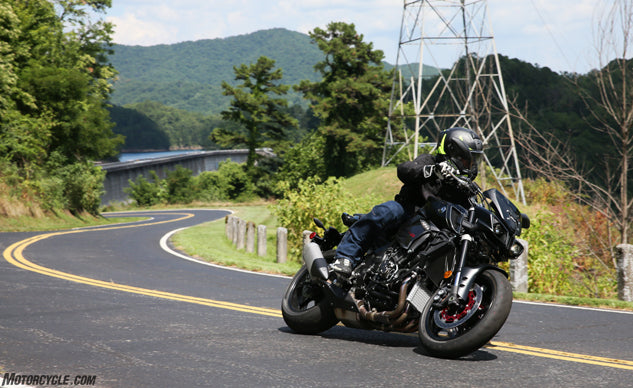 10 Great Motorcycle Rides In North America