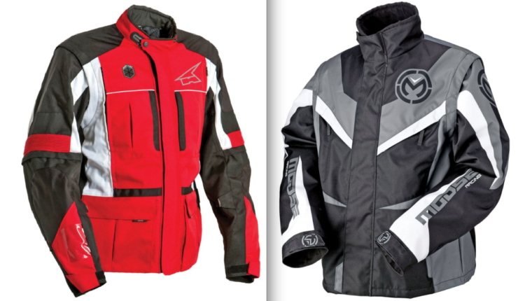COLD WEATHER UTV DRIVING JACKETS