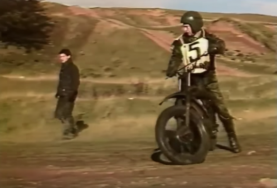 Enduro Training The Army Way