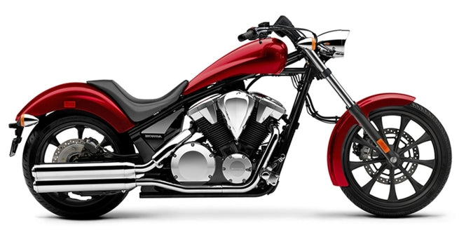 Honda Recalling VT1300CX Fury Motorcycles For Missing Fuel Tank Welds