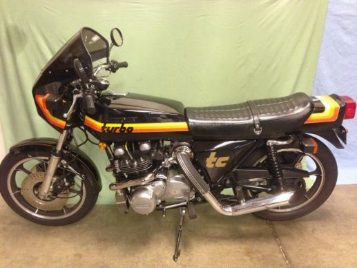 Does Anyone Need A 1979 Kawasaki Z1R TC?