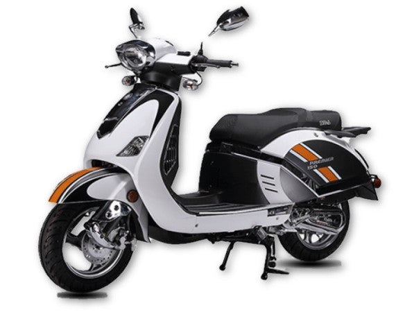 Mediterranean Classic Style PREMIER 150cc Scooter