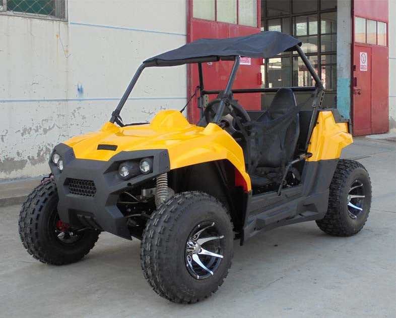 UTV Lightning 150 Single Cylinder 4-Stroke - Air/Oil-Cooled - PDXMotorSport