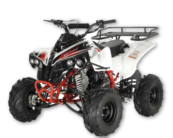New Body Style ATV 125cc Single Cylinder 4 Stroke Automatic - PDXMotorSport
