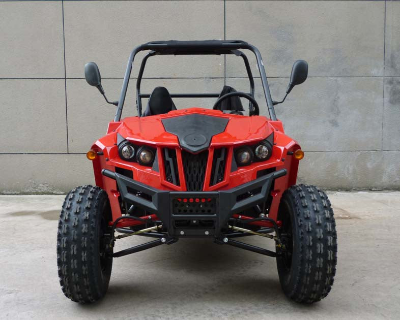 The Hawk UTV 150X Four Stroke - Hydraulic Disc Brakes - Forced Air Cooling - Cluth Automatic - Ignition CDI - PDXMotorSport