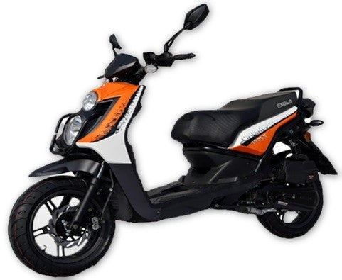 New Cavalier 150cc BMS Scooter