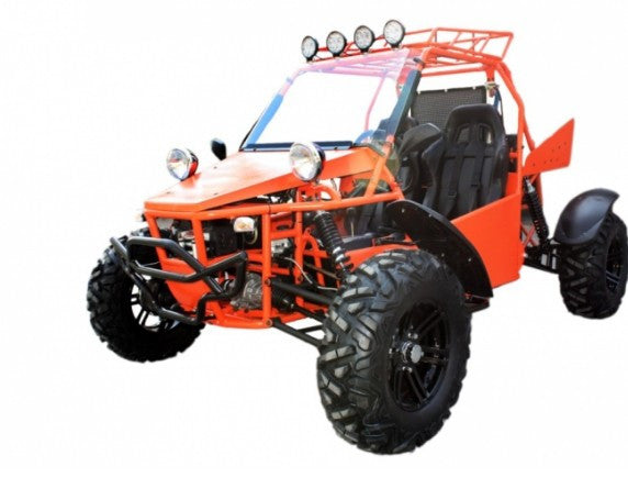 V-TWIN BUGGY 800  Engine Double V Cylinder 4 Stroke Water Cooled Engine/ E.F.I - L-H-N-R-P/ High & Low Gear / CVT Fully Auto - Top Speed: 60 MPH - Radio + MP3 Player w/ USB port and 2 Speakers - 4x4 / 4x2 Wheel Drive - PDXMotorSport