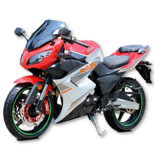 NEW!! High Quality Sports Bike 250cc w/5 SPEED Manual Transmission - Front Twin Disc Brake with Rear Disc & More Upgraded Features - PDXMotorSport