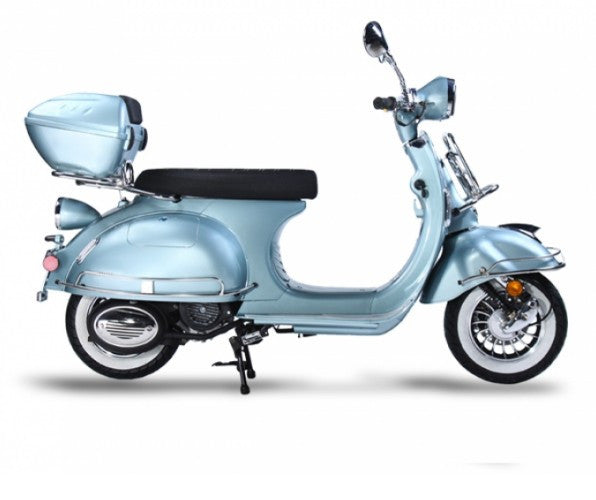 Vintage Style Chelsea BMS 150cc Scooter