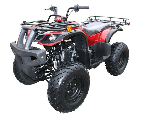 ATV 150cc Single Cylinder, 4-Stroke - Air-cooled - Fully Automatic w/ Reverse - PDXMotorSport