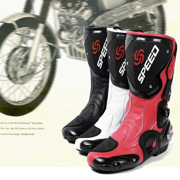 Boots for Motorcycle, Protective Gears, Motorcycle Accessories & Parts,Motocross Boots for Racer,Sport Shoes Men, KD 7,2015 New