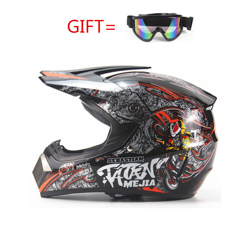 Children Motorcycle Helmets High Quality Boy Girl Protective Cycling  Motocross Downhill  MTV DH Safety helmet for kids  DOT - PDXMotorSport