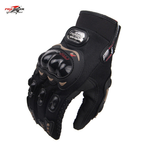 PRO-BIKER Motorcycle Gloves Outdoor Sports full finger knight riding motorbike Motorcycle Gloves Motocross Guantes Gloves M-XXL - PDXMotorSport