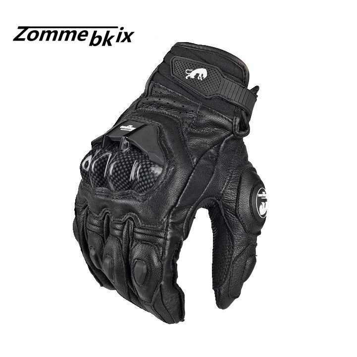 Hot selling Cool motorcycle gloves moto racing gloves knight leather ride bike driving BMX ATV MTB bicycle cycling Motorbike - PDXMotorSport