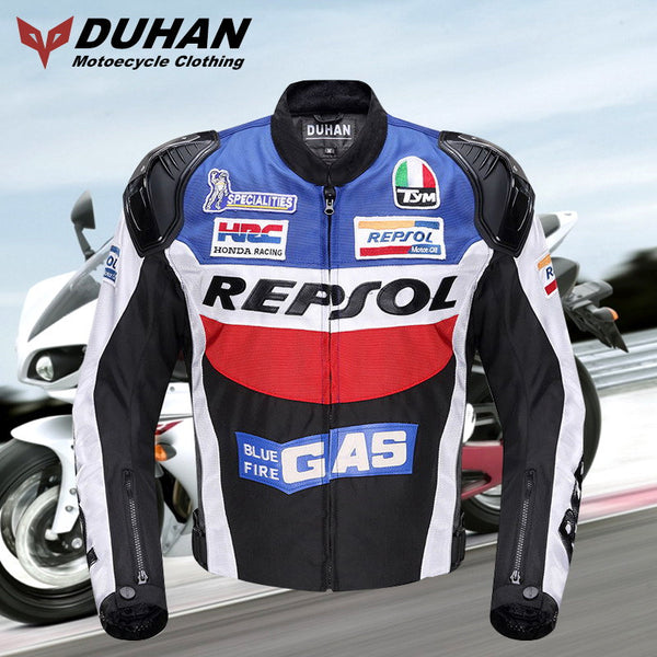 Winter DUHAN Motocross motorcycle jacket D-VS03 Motorbike Riding clothing Jackets Locomotive Knight equipment clothes