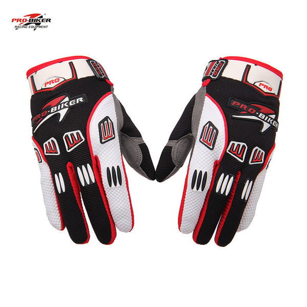 PRO-BIKER Unisex Motorcycle Motocross  Gloves Breathable Motocross Gloves Non Slip Guantes Luva Moto Racing Gloves