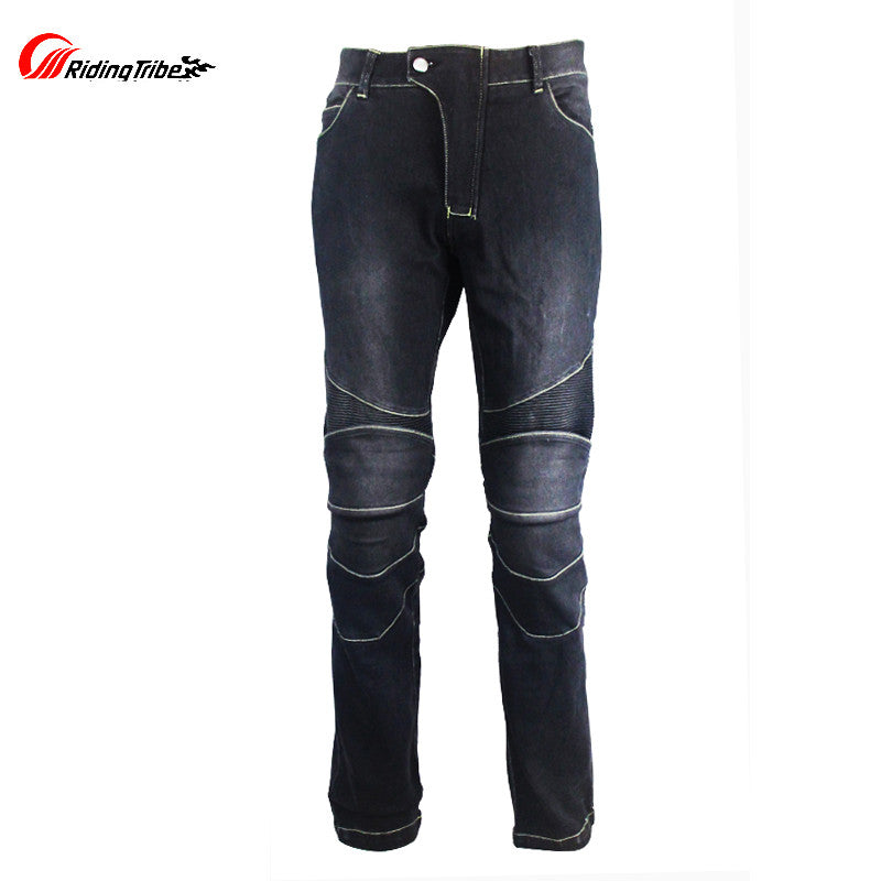 Riding Tribe Autobike Motorcycle Protective Jeans Motocross Moto Jeans Racing Pants With pads - PDXMotorSport