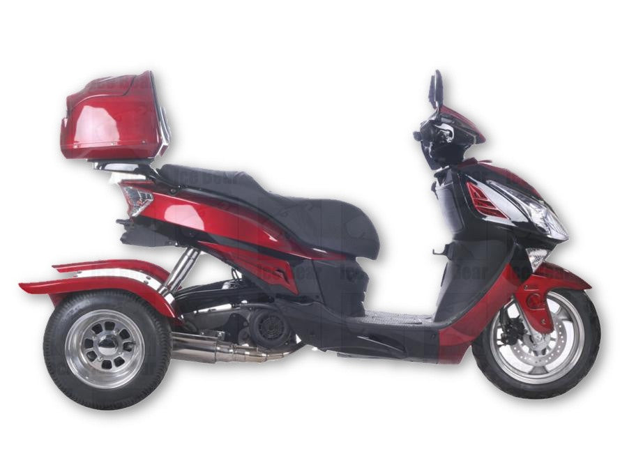 Trike Hawk 150cc Single Cylinder 4-Stroke - NEW BODY STYLE