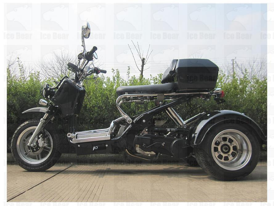 ICE BEAR VIKING TRIKE 150cc Single Cylinder 4-Stroke - PDXMotorSport