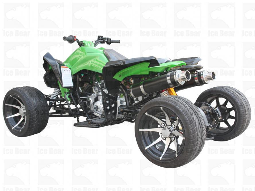 ATV 125cc Single Cylinder, 4 Stroke - New Model - PDXMotorSport