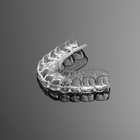 2mm, Soft/Hard - Custom Anti Teeth Grinding Night Guard