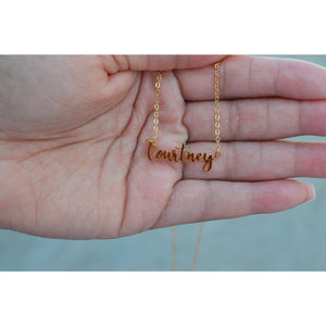 Personalized Name Necklace - Coco's Kloset