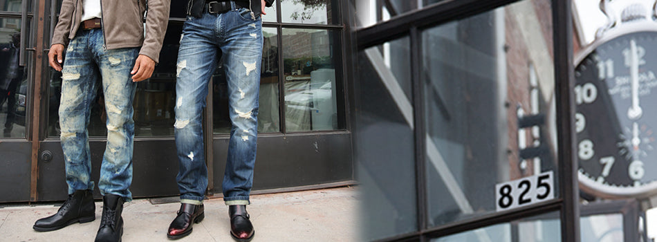 Men's Denim From Level 7