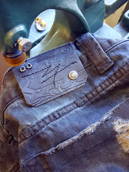 Level 7 Premium Men's Denim with Handcrafted Washes