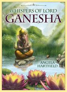 Whispers of the Lord Ganesha Oracle Cards