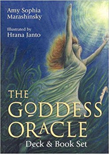 The Goddess Oracle Cards