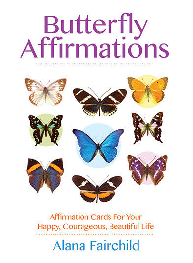 Butterfly Affirmation Oracle Cards