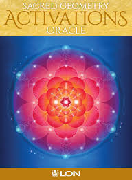 Sacred Geometry Activations Oracle Cards