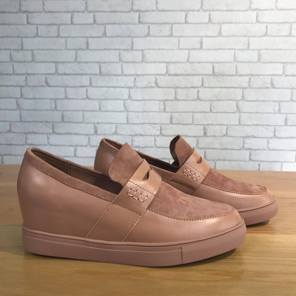CLEARANCE Penny Shoes - Rose