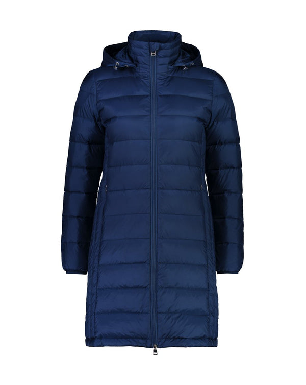 Sarah Packable Down Jacket - Peacock