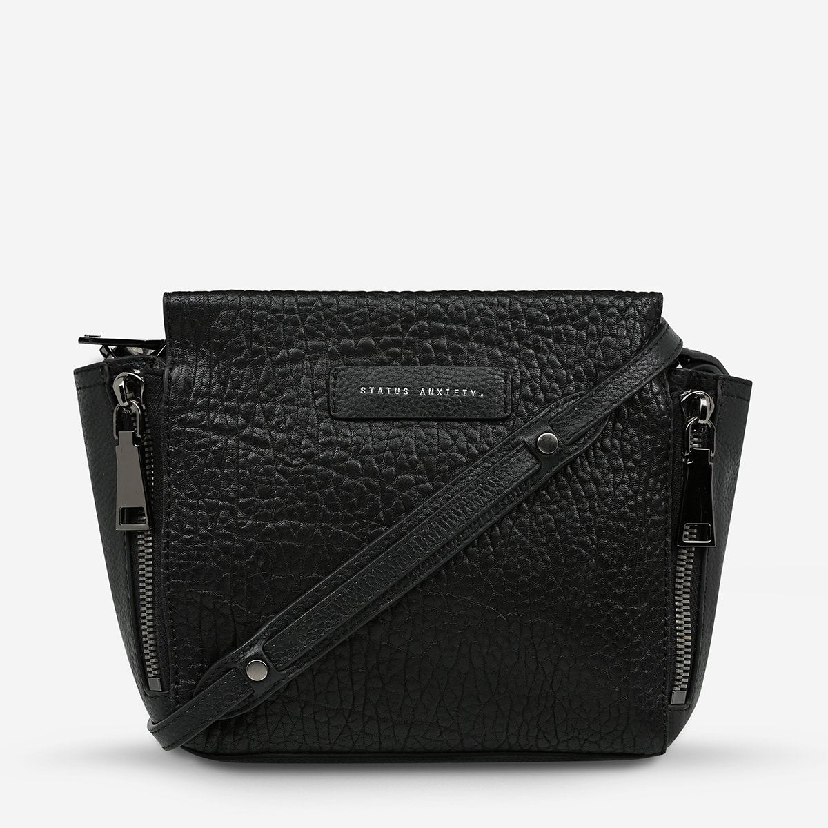 The Ascendants Bag - Black Bubble / Gunmetal