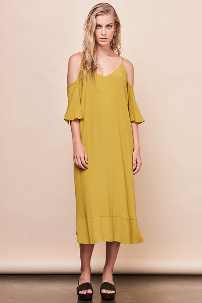Sunny Dress - Mustard