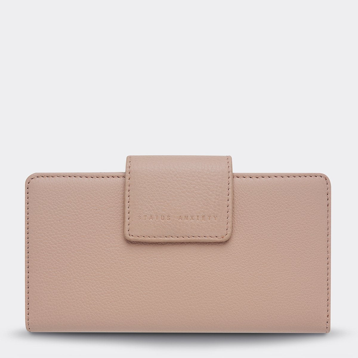 Ruins Wallet - Dusty Pink