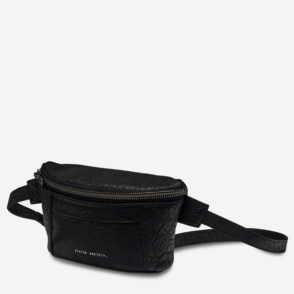 PRE ORDER Best Lies Bum Bag - Black Bubble