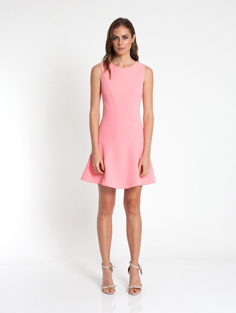 Isabella Flip Dress - Pink