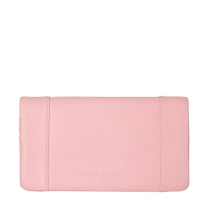 Some Type Of Love Wallet - Soft Pink