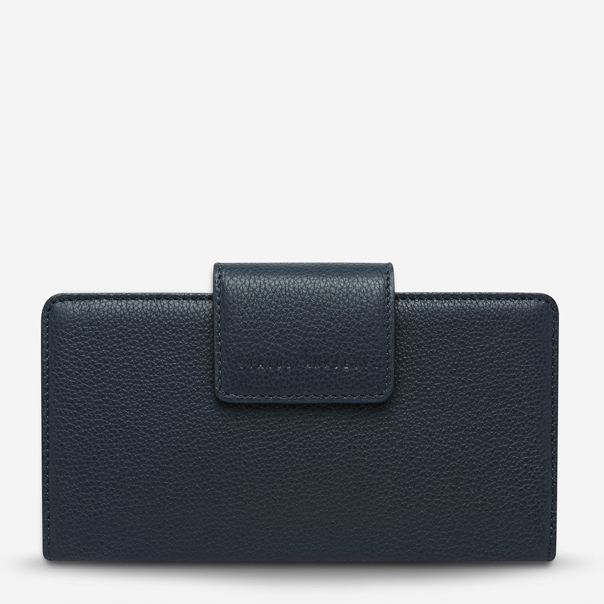 Ruins Wallet - Navy Blue