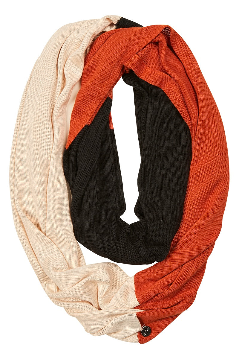 Turia Snood - Terracotta