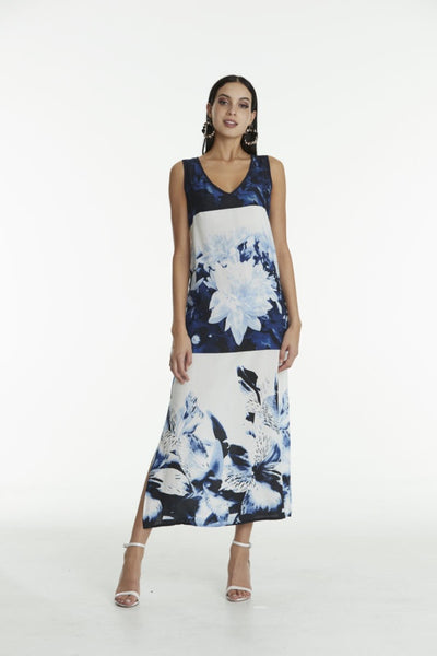 Camilla Maxi Dress - Navy
