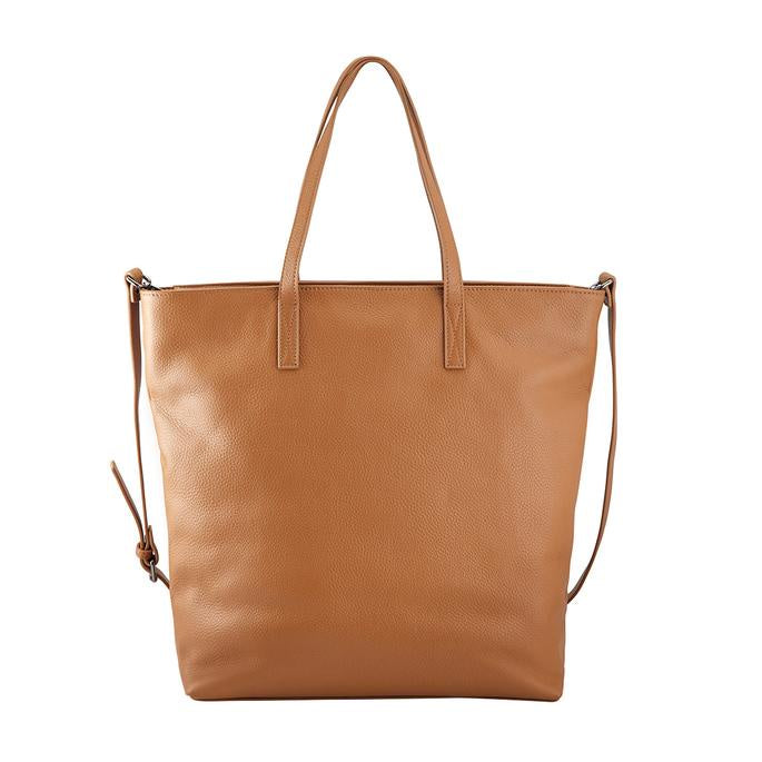 Fire On The Vine Bag - Tan