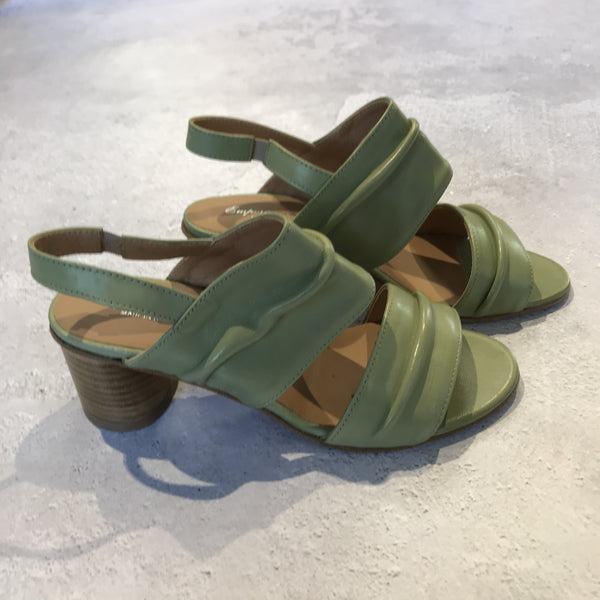 Gianna Heels - Army Green