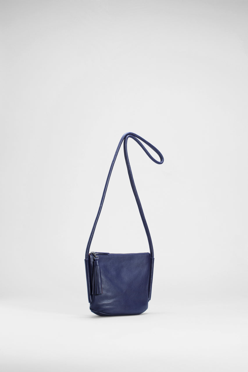 Forbi Small Bag - Blue / Orange