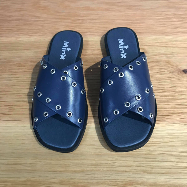 CLEARANCE Otto Sandal - Navy