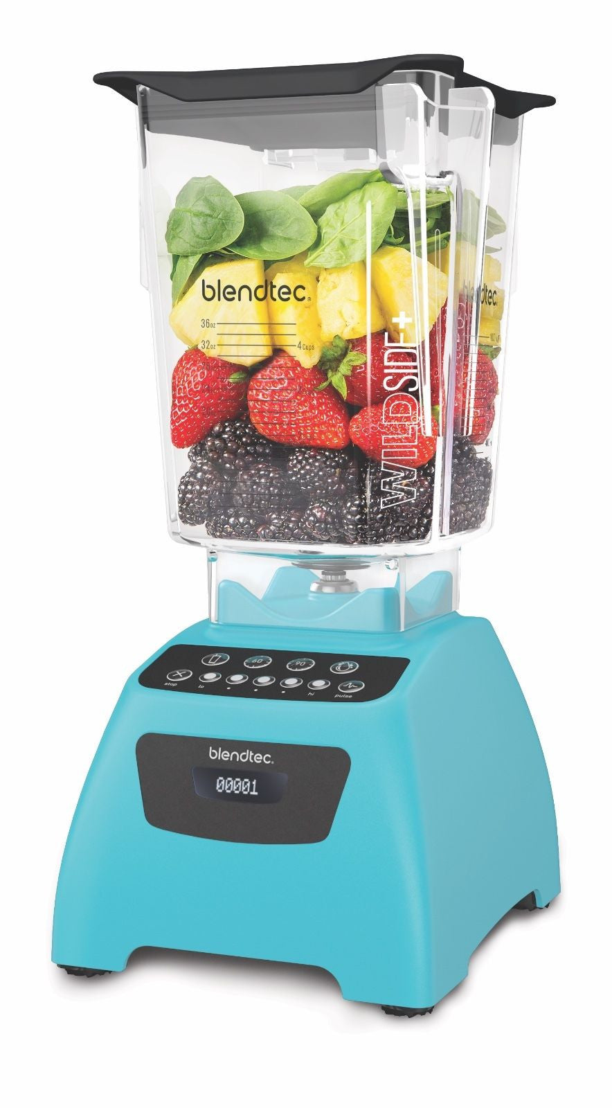 Blendtec Classic 575 with 96oz WildSide+ Jar Multiple Colors Available Warranty