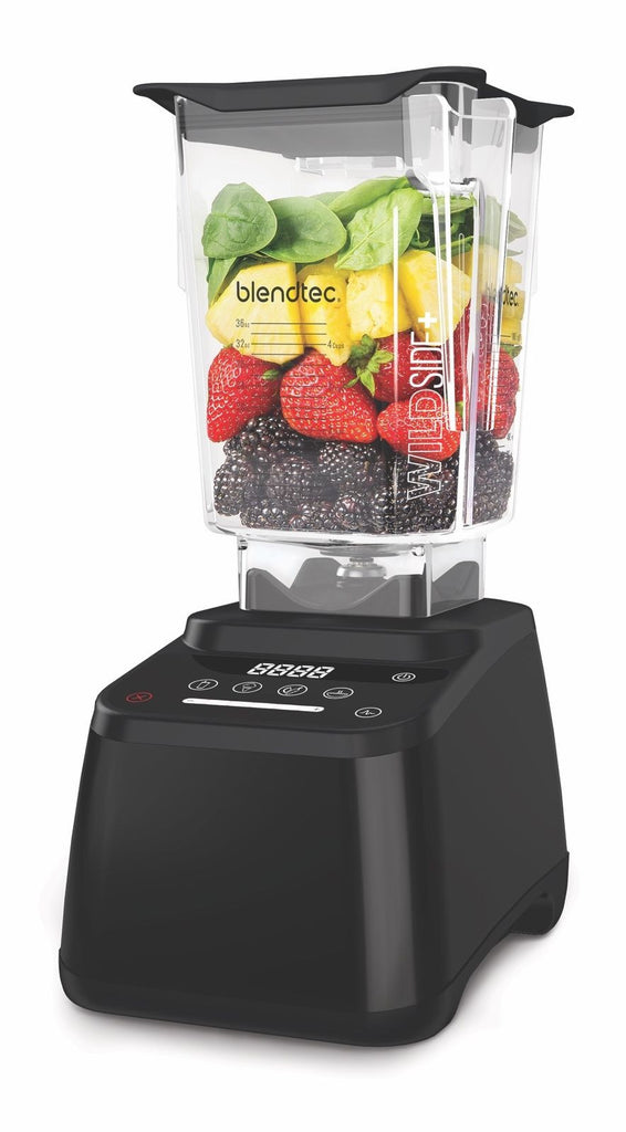Blendtec Designer 625 with 96oz WildSide+ Jar Multiple Colors Available Warranty