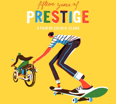 15 Years of Prestige - by Colin Clark